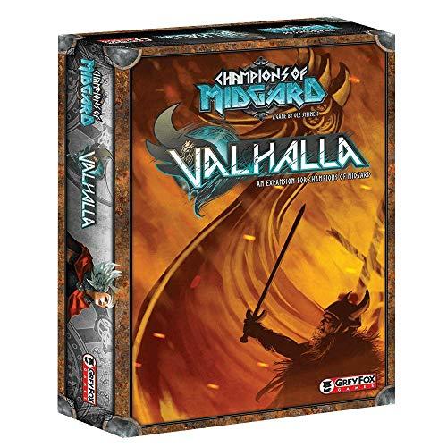 ChampionsofMidgard: Valhalla Expansion
