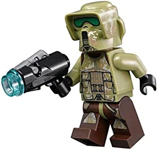 Star Wars Lego Minifigure 41st Elite Corps Trooper with Blaster