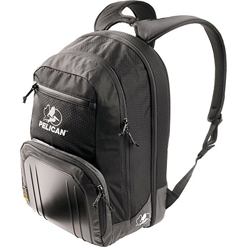Pelican Products 0S1050-0003-110 ProGear Sport Laptop Lite Backpack for 15-Inch Ultrabook/17-Inch Pro/Camera (Black)