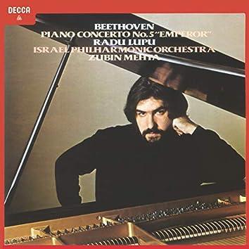 """Beethoven: Piano Concerto Nos. 3 & 5 """"Emperor"""""""