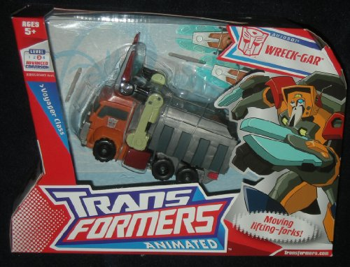 Transformers Animated Voyager...