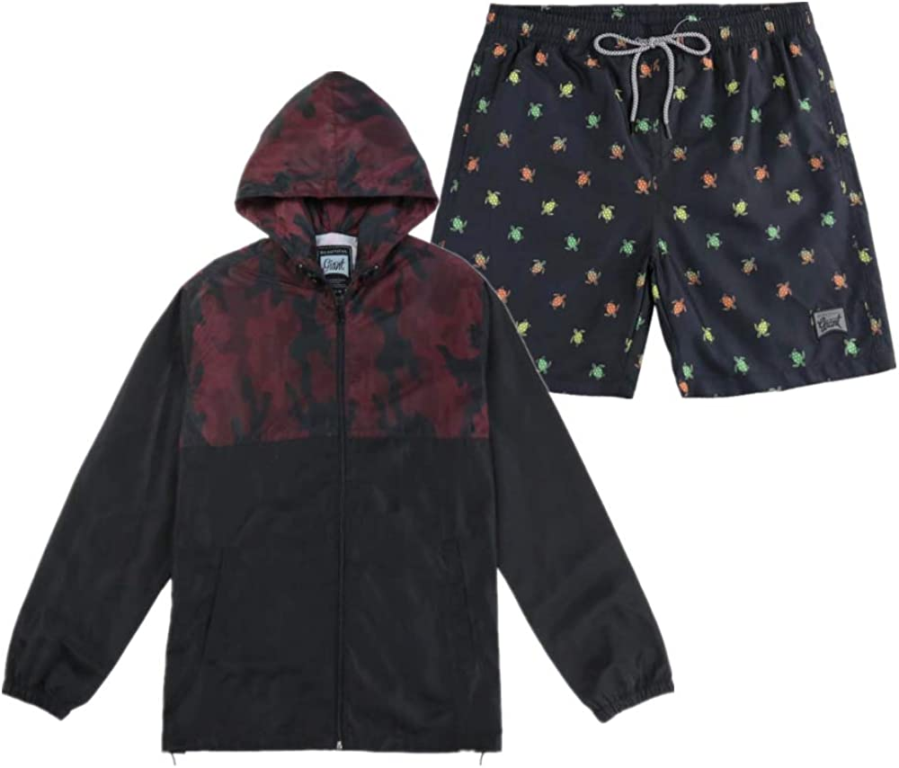 Beautiful Giant Men's with Pocket Sports Dallas Mall Convenient Color Soild OFFer