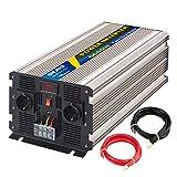 SUG 5000w (picco 10000w) inverter onda pura 24v 220v trasformatore di potenza con display ...
