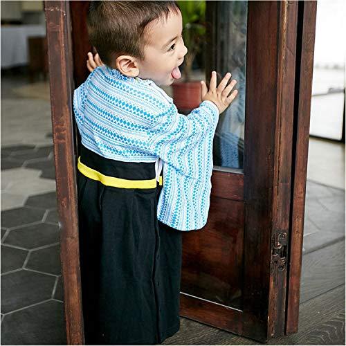 CuckooBabyベビー用ロンパース袴風カバーオールロンパース和服和装新生児男の子70cm80cm90cm