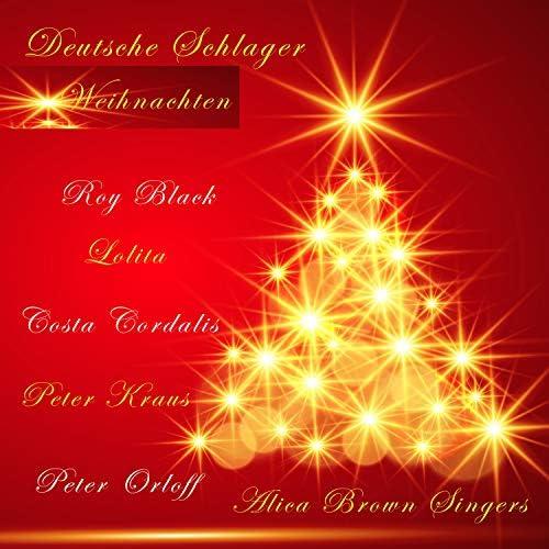 Costa Cordalis, Peter Kraus, Peter Orloff & Various artists