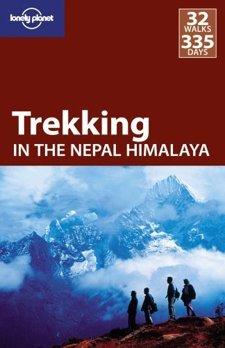 Lonely Planet Trekking in the Nepal Himalaya (Travel Guide) by Lonely Planet (2009-08-21)