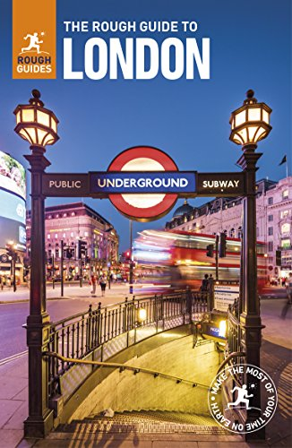The Rough Guide to London  (Travel Guide eBook)