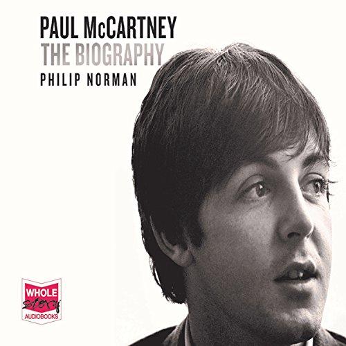 Paul McCartney: The Biography audiobook cover art