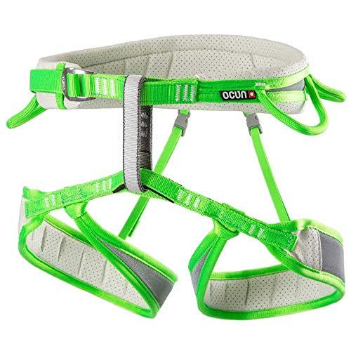 Ocun Neon Grün, Klettern, Bouldern und Slackline, Größe XS - Farbe Green