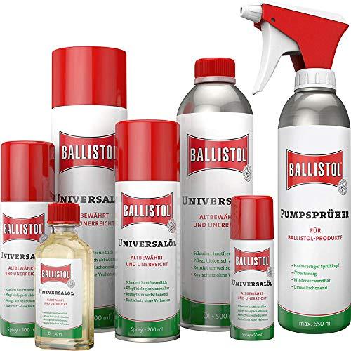 F. W. Klever GmbH Uni Pflegemittel Universalöl Ballistol Öl, transparent, One Size
