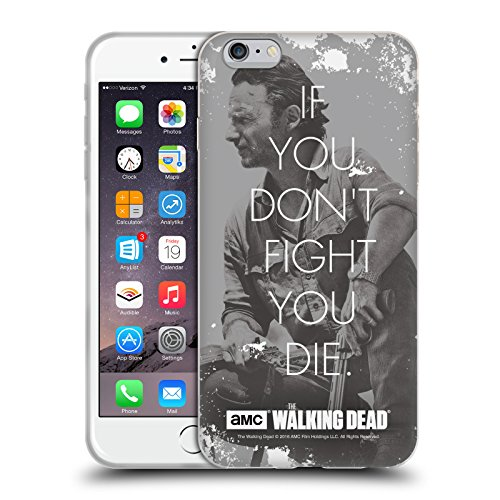 Head Case Designs Officially Licensed AMC The Walking Dead Rick Fight...