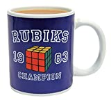 Rubik's Cube PP2400RC - Taza, diseño de Cubo de Rubik - Taza Campeón Rubik