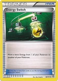 Pokemon - Energy Switch (89/111) - XY Furious Fists - Reverse Holo