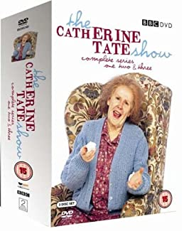 The Catherine Tate Show - Complete Series One, Two & Three