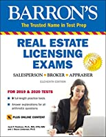 Real Estate Licensing Exams with Online Digital Flashcards (Barron's Test Prep)