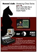 Roman's Chess Labs: Vol. 18, Blitz as a Tool to Better Chess & Secrets in Beating your Chess Computer Programs DVD