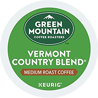 Green Mountain Coffee Roasters Vermont Country Blend Keurig Single-Serve K-Cup Pods, Medium Roast Coffee, 72 Count
