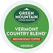 Green Mountain Coffee Vermont Country Blend, K-Cup for Keurig Brewers
