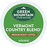 Green Mountain Coffee Roasters Vermont Country Blend, Single-Serve Coffee K-Cup Pods, Medium Roast,...