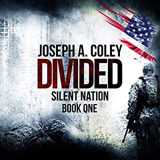 Divided cover art