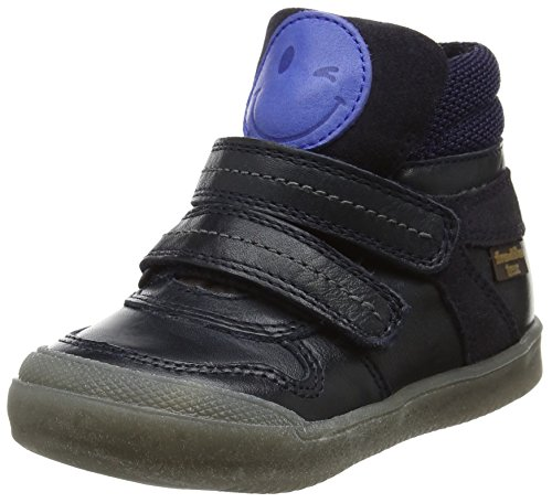 Froddo Jungen Boys Ankle Boot G2110057 Sneaker, Blau/Dunkelblau, 22 EU