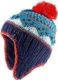 VAUDE Kinder Knitted Cap IV Kappe, Ocean, M