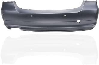 AUTOPA 51127202706 Primed Rear Bumper Cover for BMW 3 Series E90