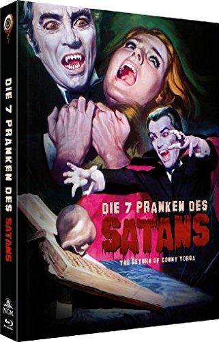 Die 7 Pranken des Satans - 2-Disc Limited Collector's Edition Nr. 14 (Blu-ray + DVD) - Limitiertes Mediabook auf 666 Stück, Cover B
