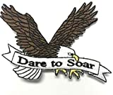 Motivational Inspirational Products Eagle Patch