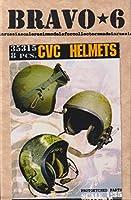 Bravo6 B6-35315 1/35 CVC Helmets