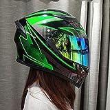 Best Modular Snowmobile Helmets - Full Face Flip Up Modular Motorcycle Helmet Adult Review