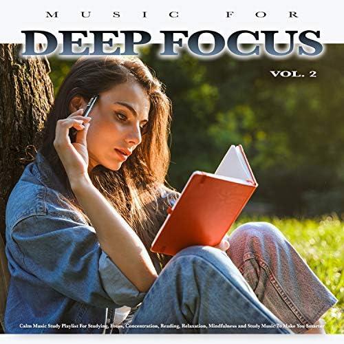 Focus, Concentration & Study Playlist