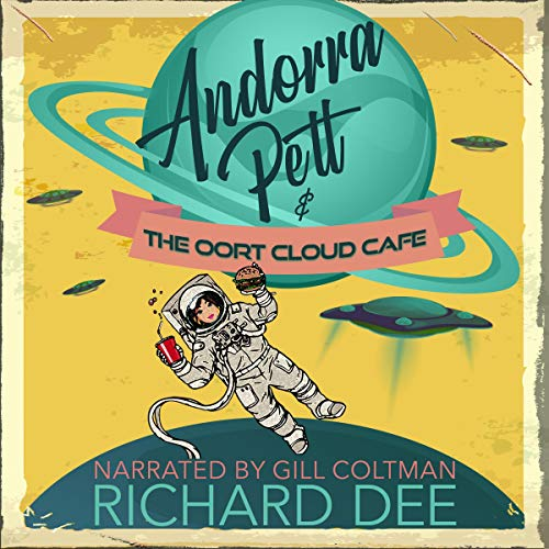 Andorra Pett and the Oort Cloud Café cover art
