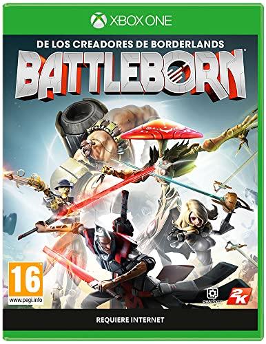Battleborn...