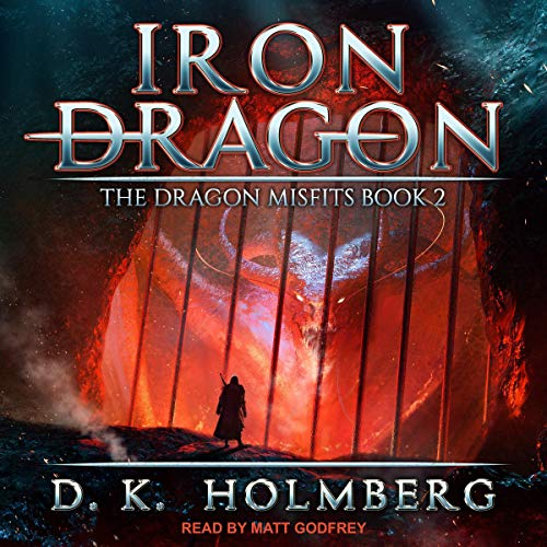 Iron Dragon cover art
