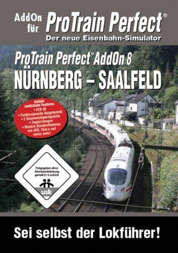 Photo of ProTrain Perfect AddOn 8 Nürnberg – Saalfeld [German Version]