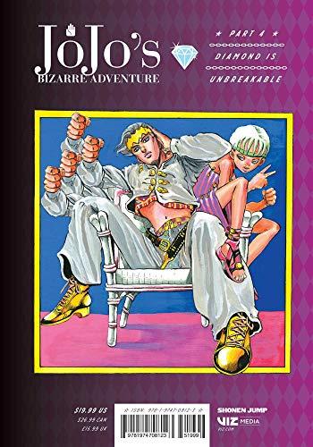 JoJo's Bizarre Adventure: Part 4--Diamond Is Unbreakable, Vol. 6 (6)