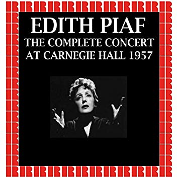 At Carnegie Hall, New York, 1957 (Hd Remastered Edition)