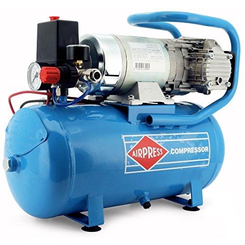 Compressore 0,7PS/15L/8Bar/12Volt Tipo DC12–180/15