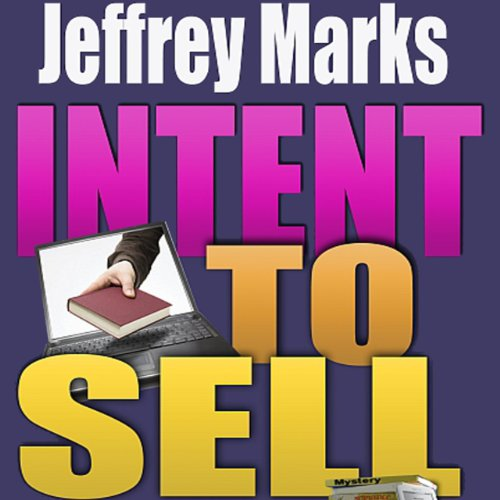 Intent to Sell audiobook cover art