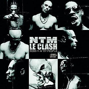 Le Clash - Les singles (B.O.S.S. vs. IV My People)
