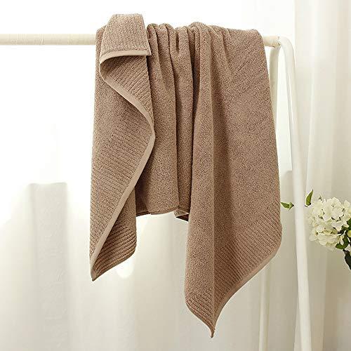 WANGLXST Super Zachte Handdoek, Luxe Katoen, Zwaar Gewicht Absorbens - BadHanddoeken, Handdoeken: Wasdoeken, 70x140cm