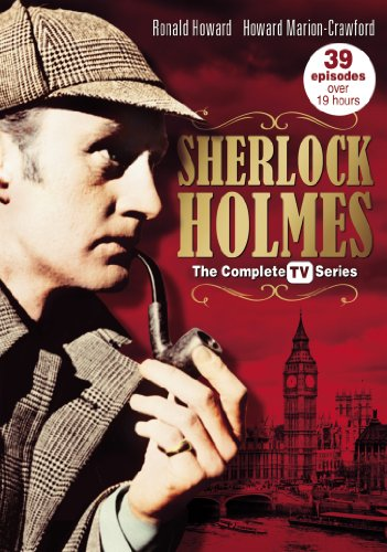 Sherlock Holmes: The Complete TV Series (2 DVDs) [RC 1]
