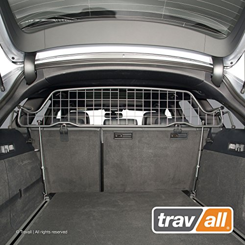 Travall® Guard Hundegitter TDG1535 - Maßgeschneidertes Trenngitter in Original Qualität