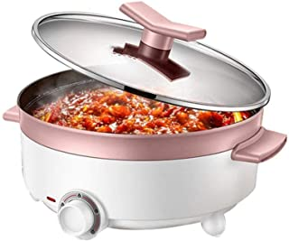 Wok Non Stick Elettrico Multifunzione fornello Padella wok Elettricoホットポットwok elettrico hoto鍋wabzatino Zuppa di Pesce al v...
