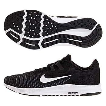 Nike Women s Downshifter 9 Sneaker Black/White - Anthracite - Cool Grey 10.5 Regular US