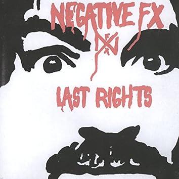 Negative FX/Last Rights
