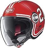 51f9GqH9sGL. SL160  - Nolan N21 Visor Quarterback, Casque Moto Football Américain