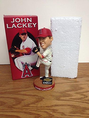 John Lackey Los Angeles California Angels MLB Bobblehead SGA Bobble