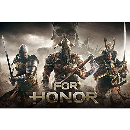 keletop Game Honor Viking Warrior_Puzzle Adulto 1000 Piezas_Dificultad Creativa Gran Rompecabezas educación educativa descompresión Juguetes para Adultos_50x75cm